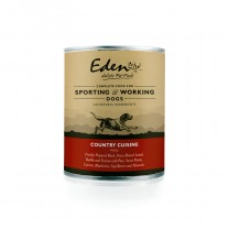 Dog Wet Country Cuisine (for sporting & working dogs)